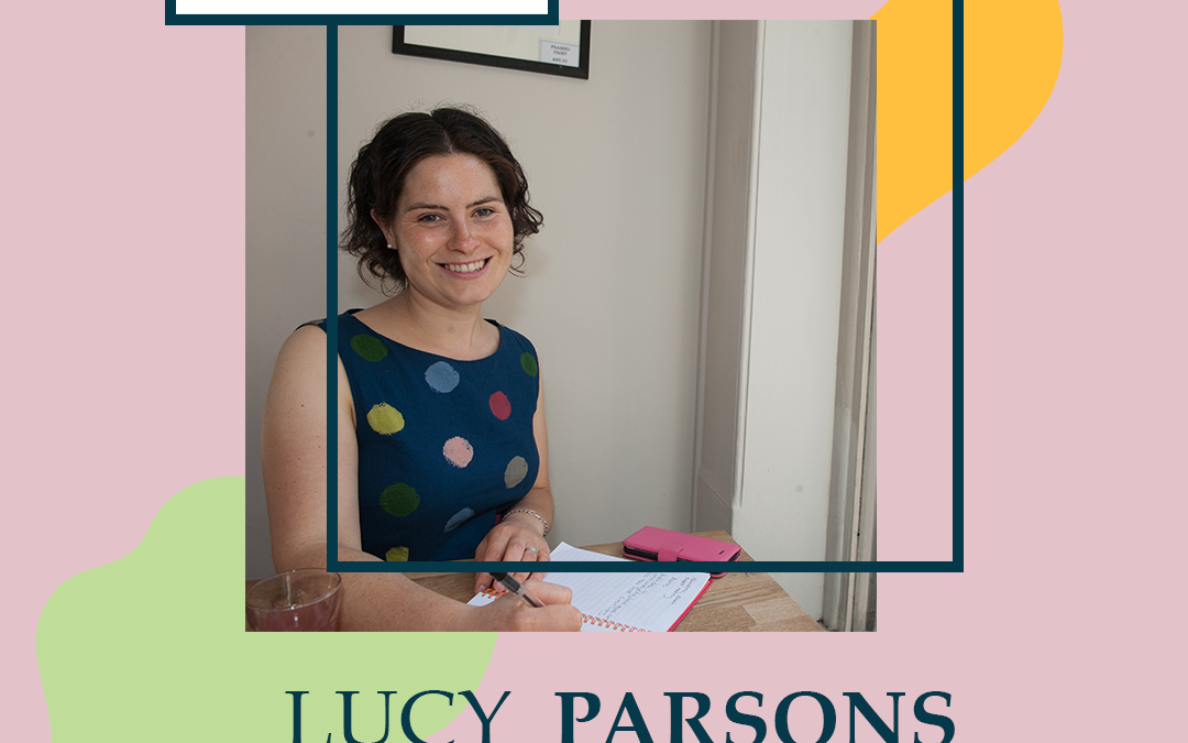 Announcing Life More Extraordinary with Lucy Parsons